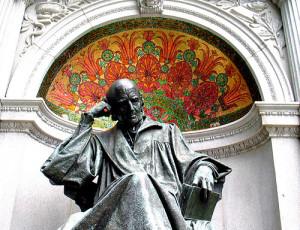Samuel Hahnemann Statue